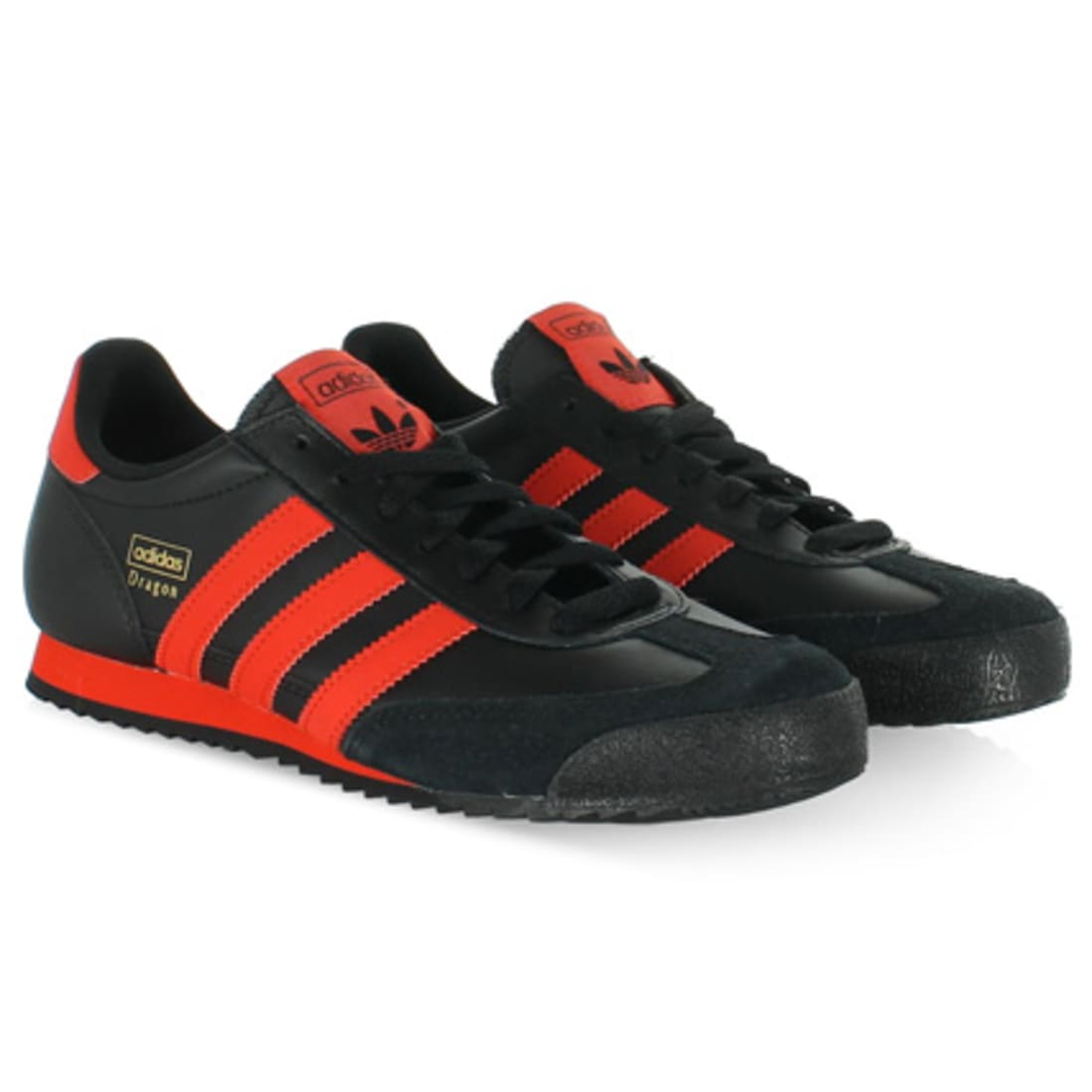 adidas dragon rouge