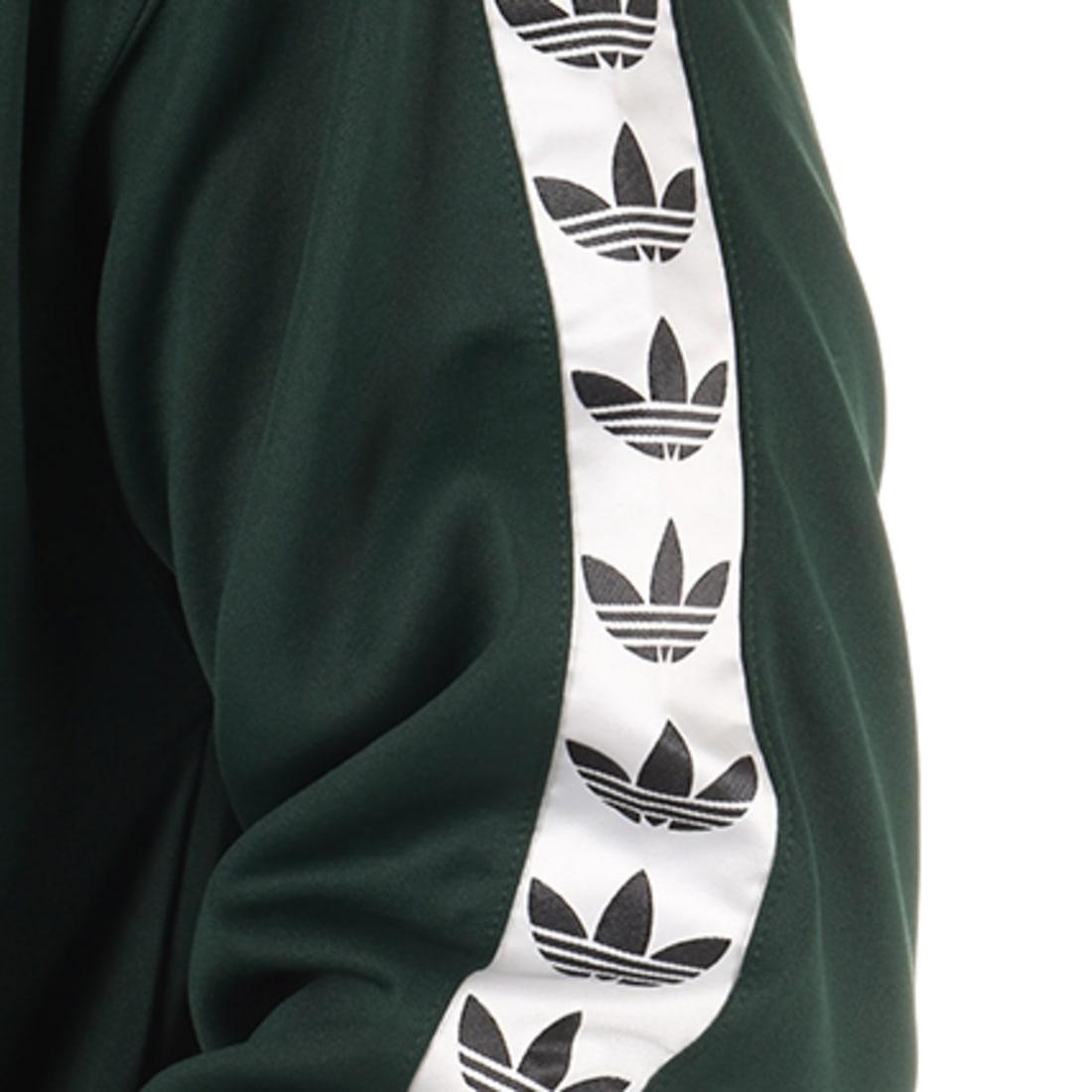 adidas Originals TNT Tape Hoodie | Bleu | Pull over à