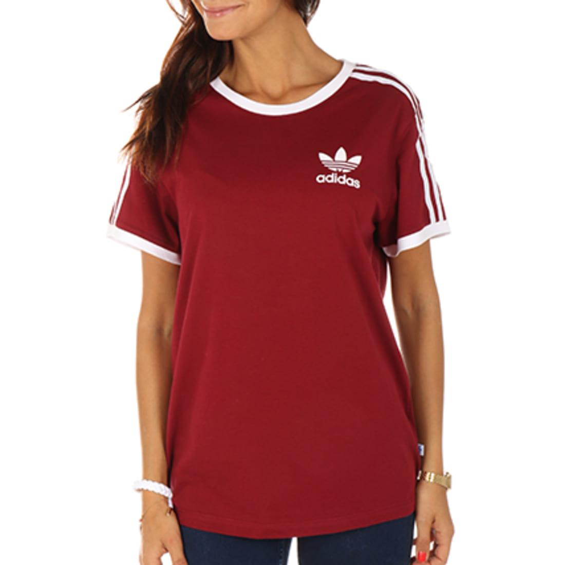 t-shirt adidas femme