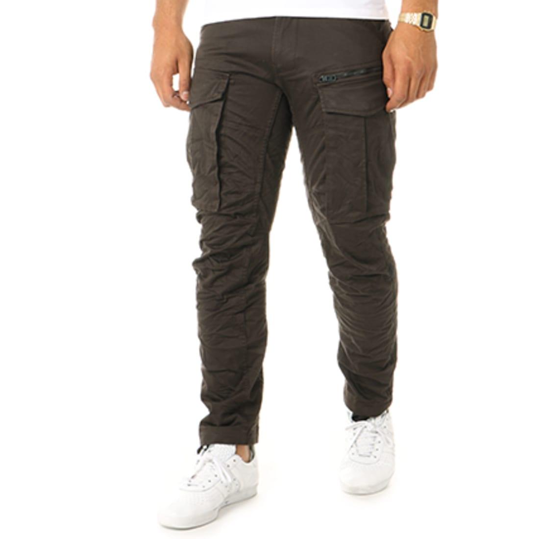 G Star Pantalon Cargo Rovic Zip 3D Tapered D02190 5126