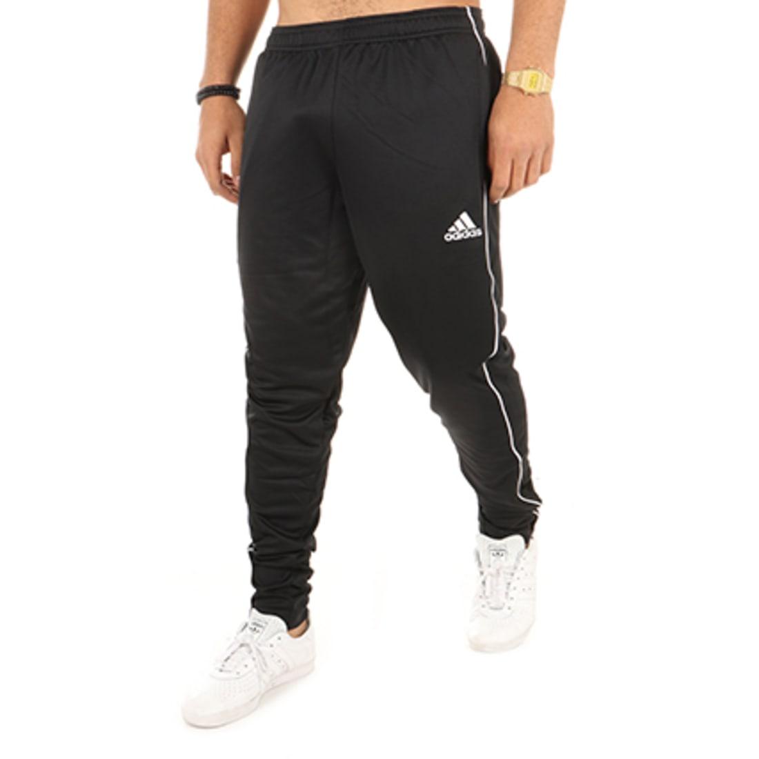 adidas Pantalon Jogging Core 18 CE9036 Noir