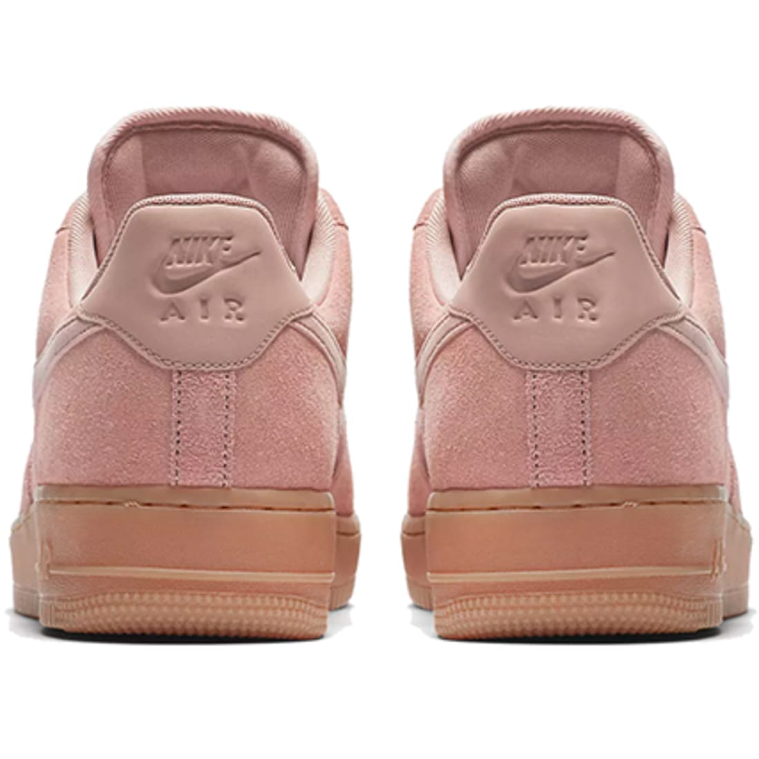 Nike Baskets Air Force 1 07 LV8 Suede AA1117 600 Particle