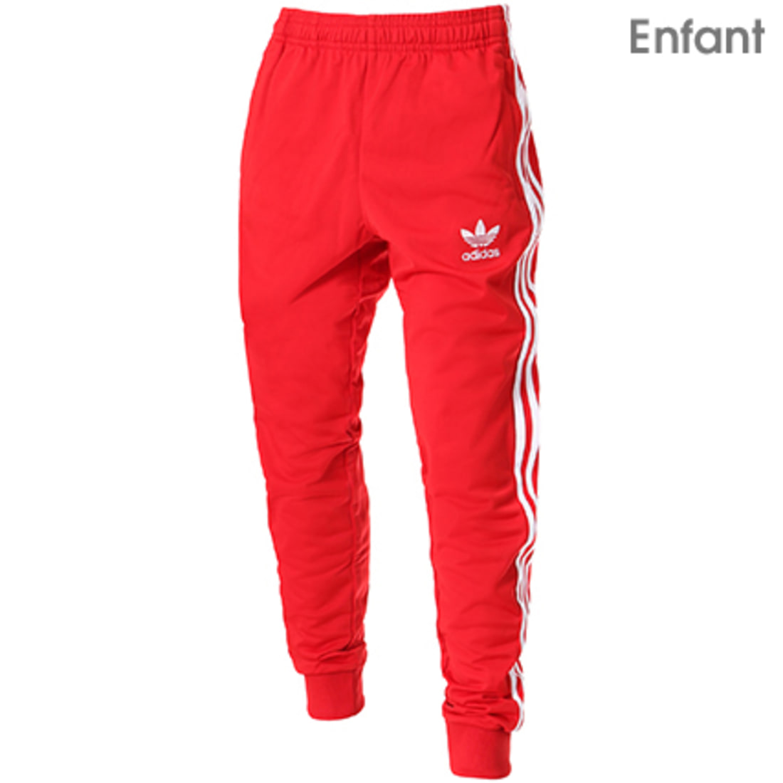 adidas Pantalon Jogging Enfant Bandes Brodées SST CF8560