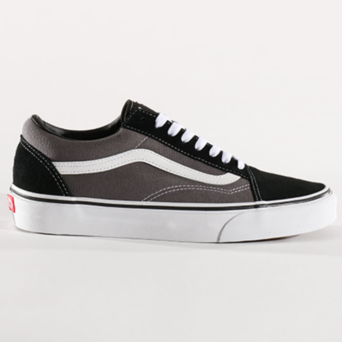 Vans Baskets Old Skool KW6HR0 Black Pewter