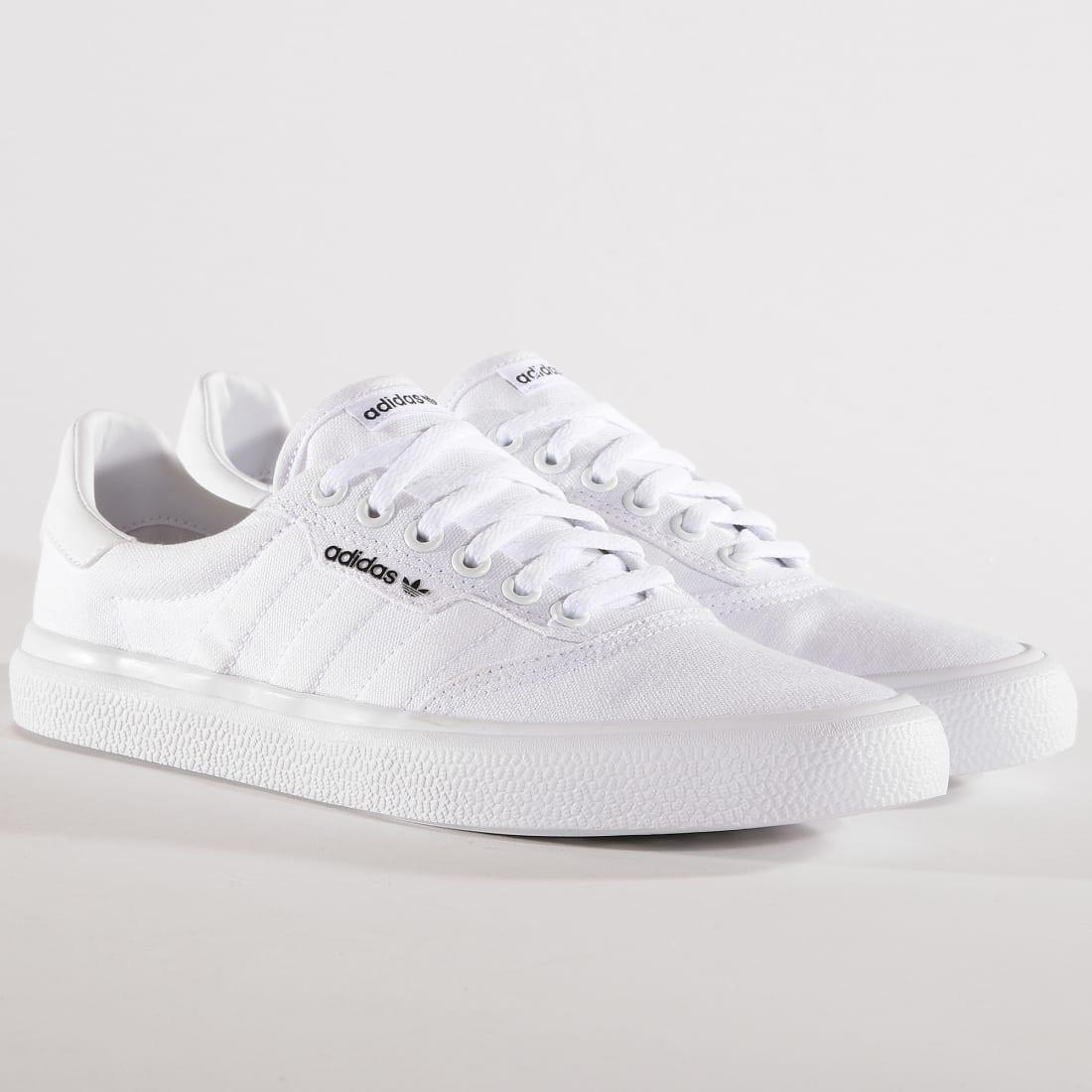 adidas Baskets 3MC Vulc B22705 Footwear White Gold