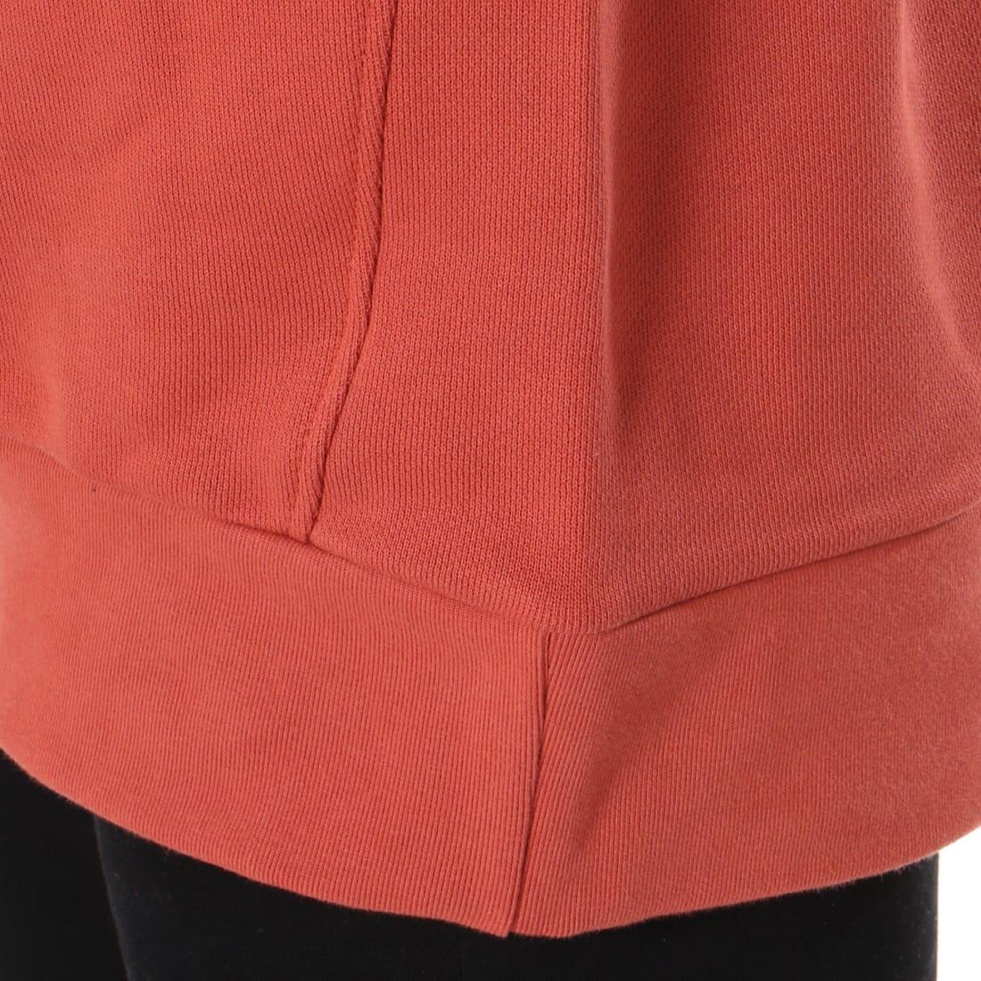 adidas Sweat Crewneck Oversize Trefoil DH5771 Rouge Brique