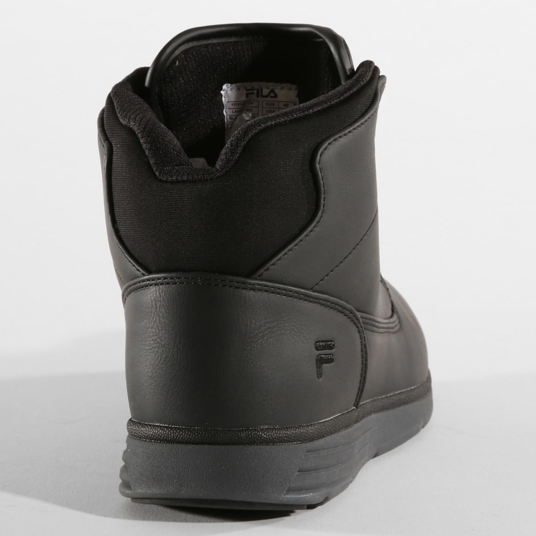 Fila Baskets Lance Mid 1010146 12V Black