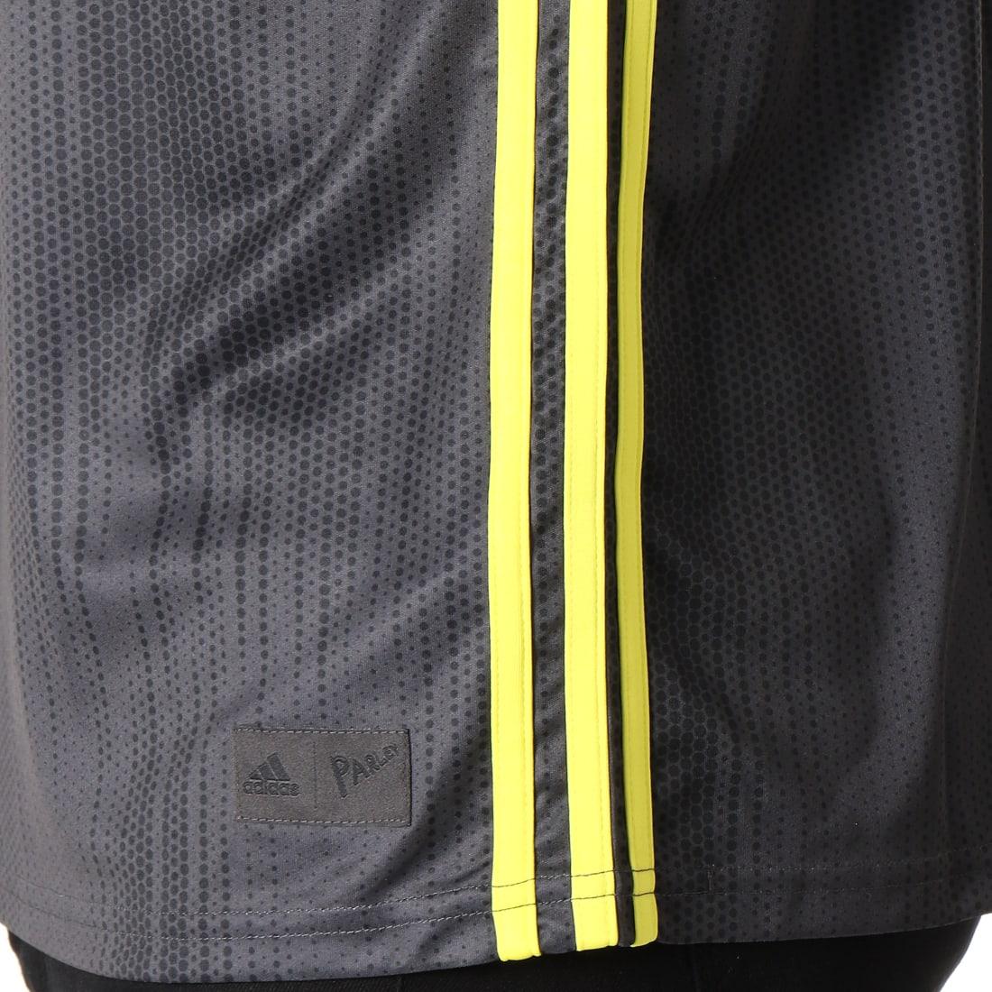 adidas Tee Shirt De Sport 3 Stripes Juventus DP0455 Gris