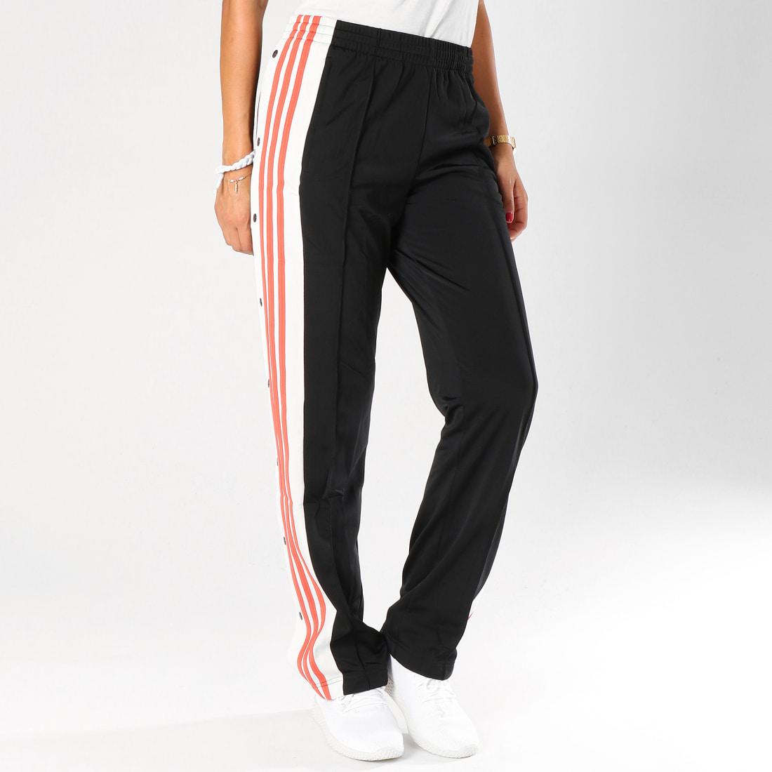 adidas Pantalon Jogging Avec Bandes Femme Original DH4677