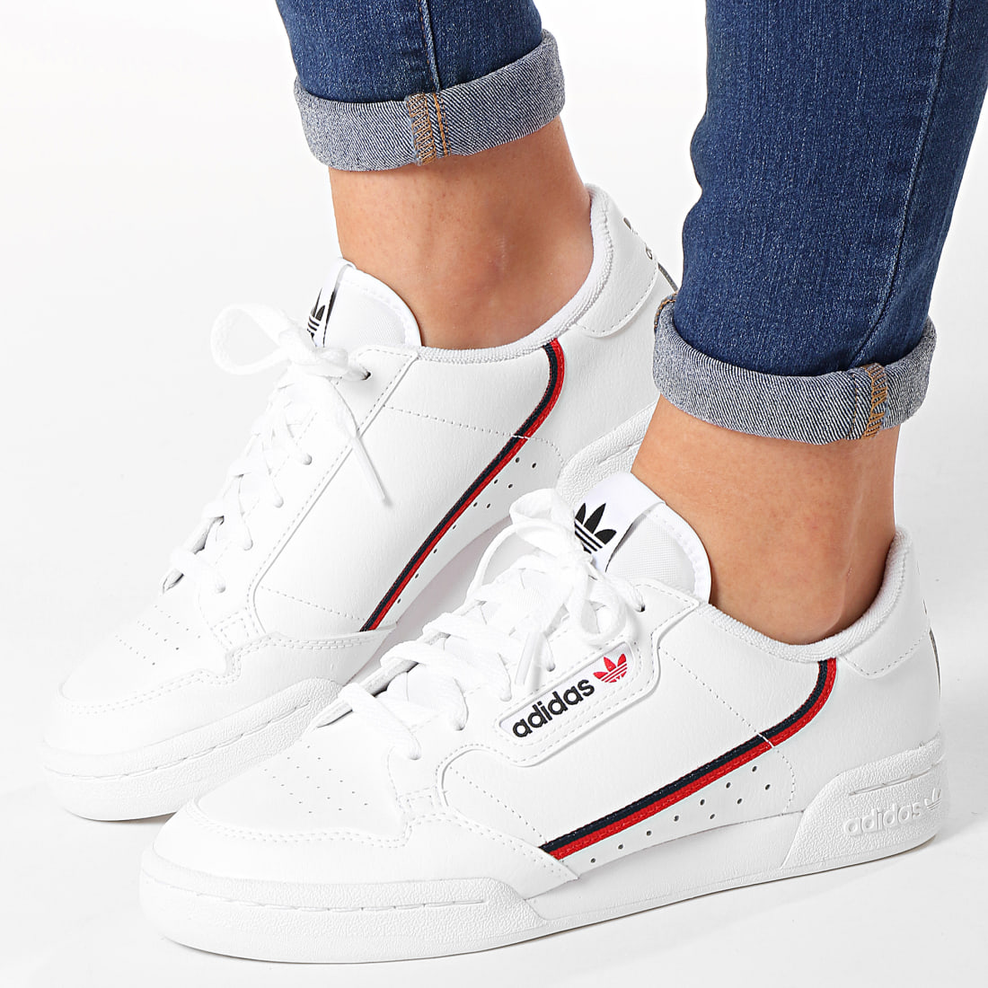adidas continental femme chaussures