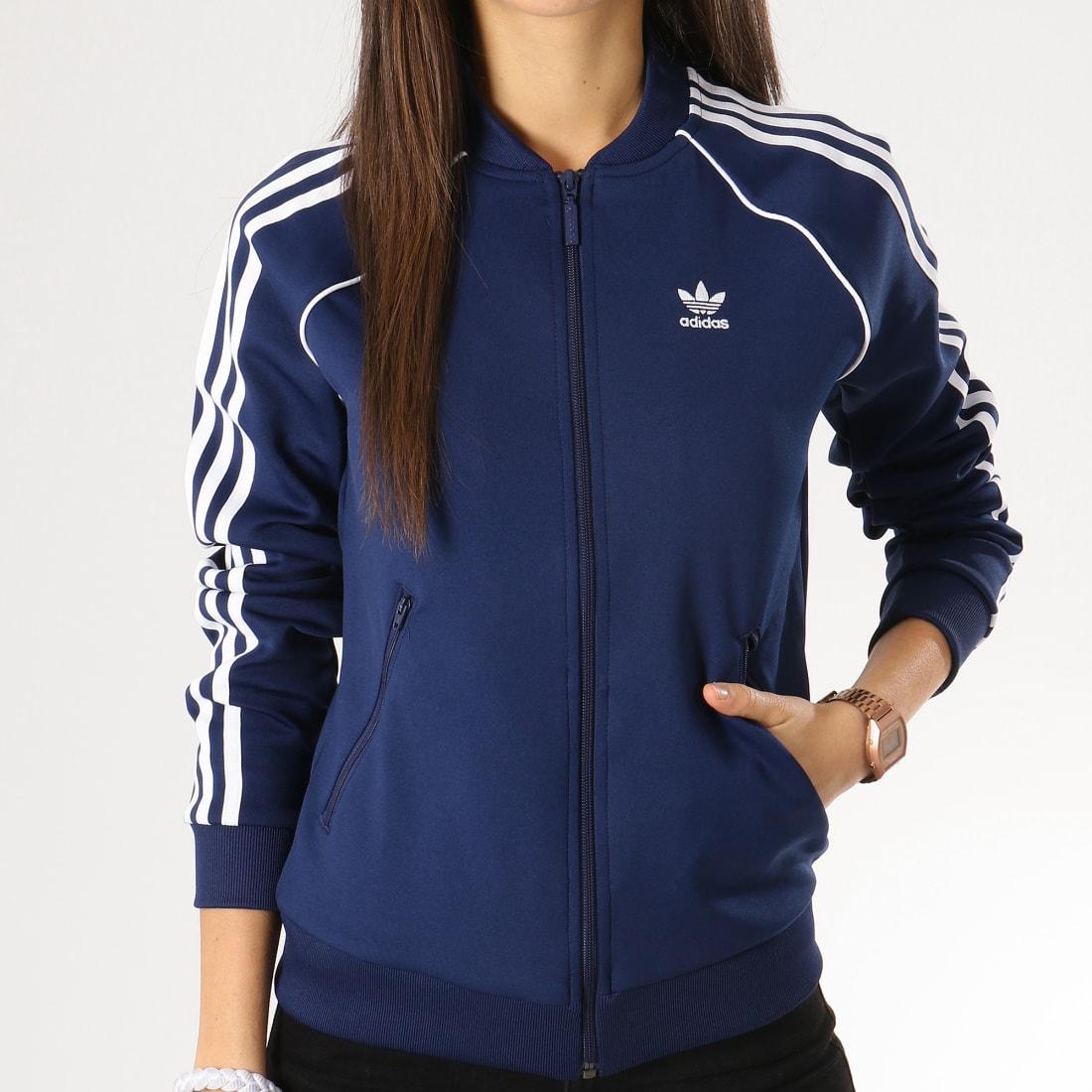 veste adidas bleu femme, le meilleur porte