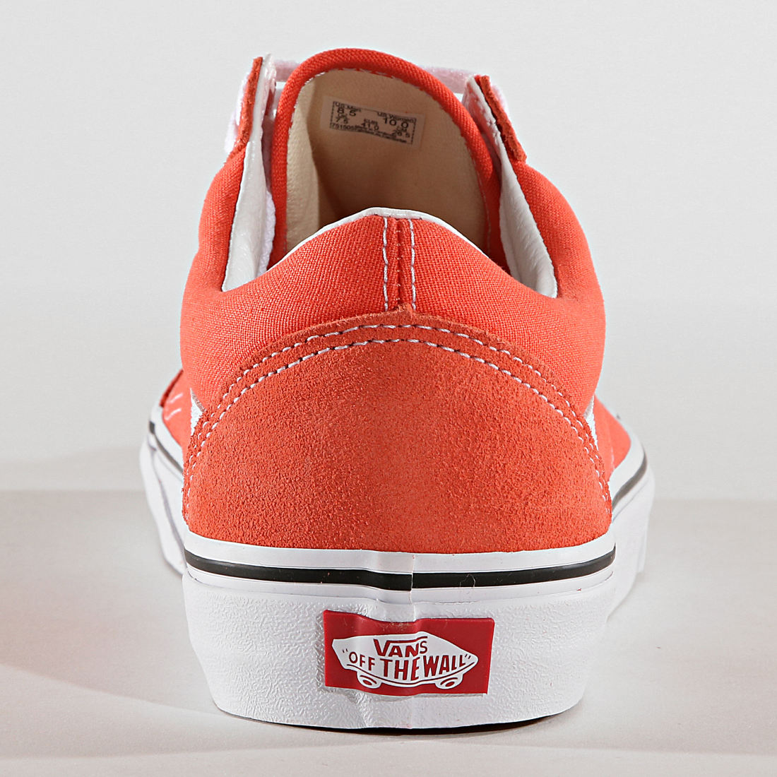 Chaussures et baskets homme Vans Old Skool Emberglow True