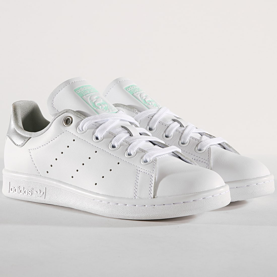 adidas Baskets Femme Stan Smith G27907 Footwear White
