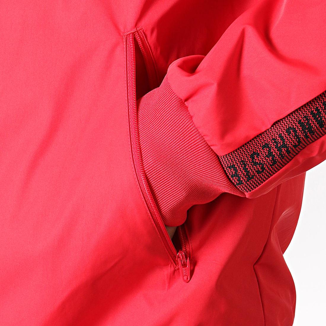 Veste rouge adidas rouge satin