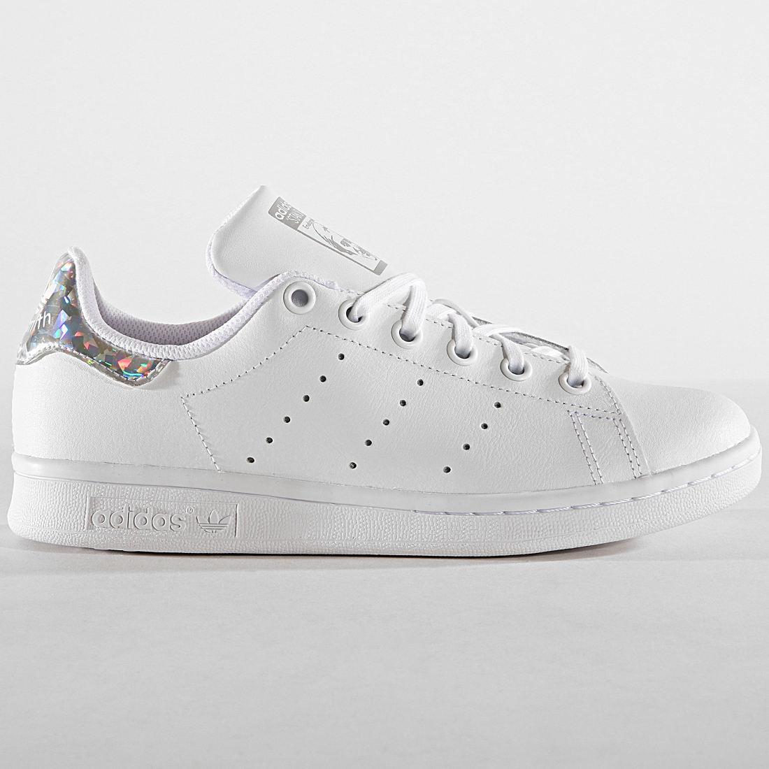 adidas - Baskets Femme Stan Smith EE8483 Footwear White ...