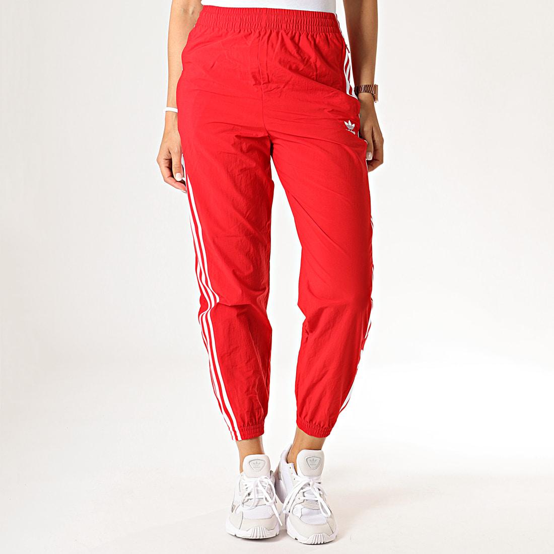 survetement femme adidas ensemble rouge