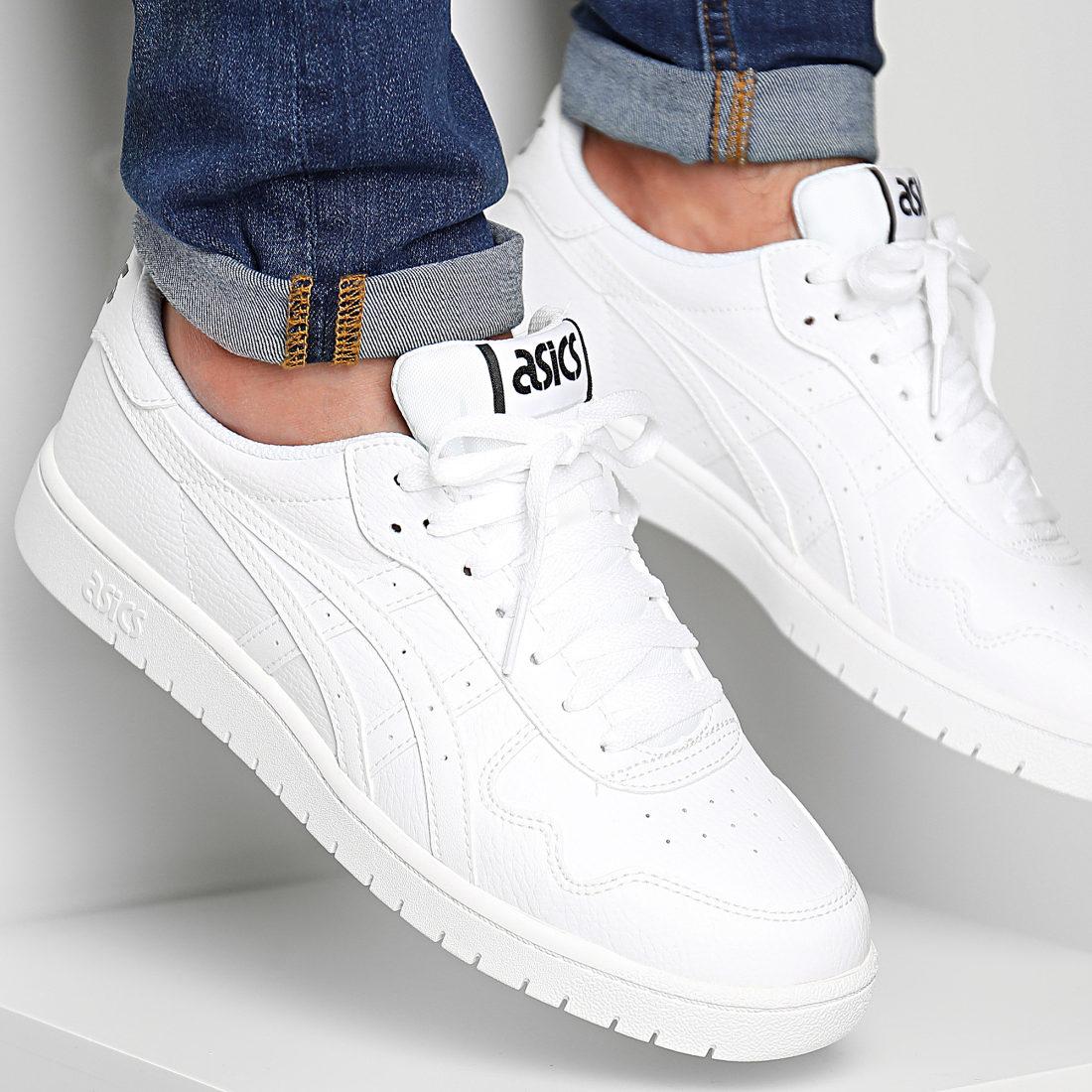 Asics - Baskets Japan S 1191A163 White White ...