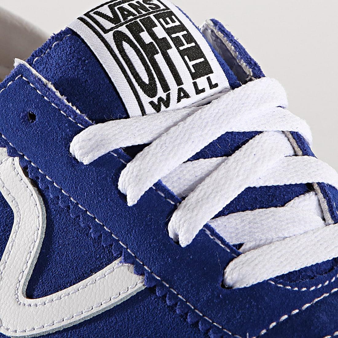 Vans - Baskets Vans Sport A4BU6XNF1 Bleu Roi ...