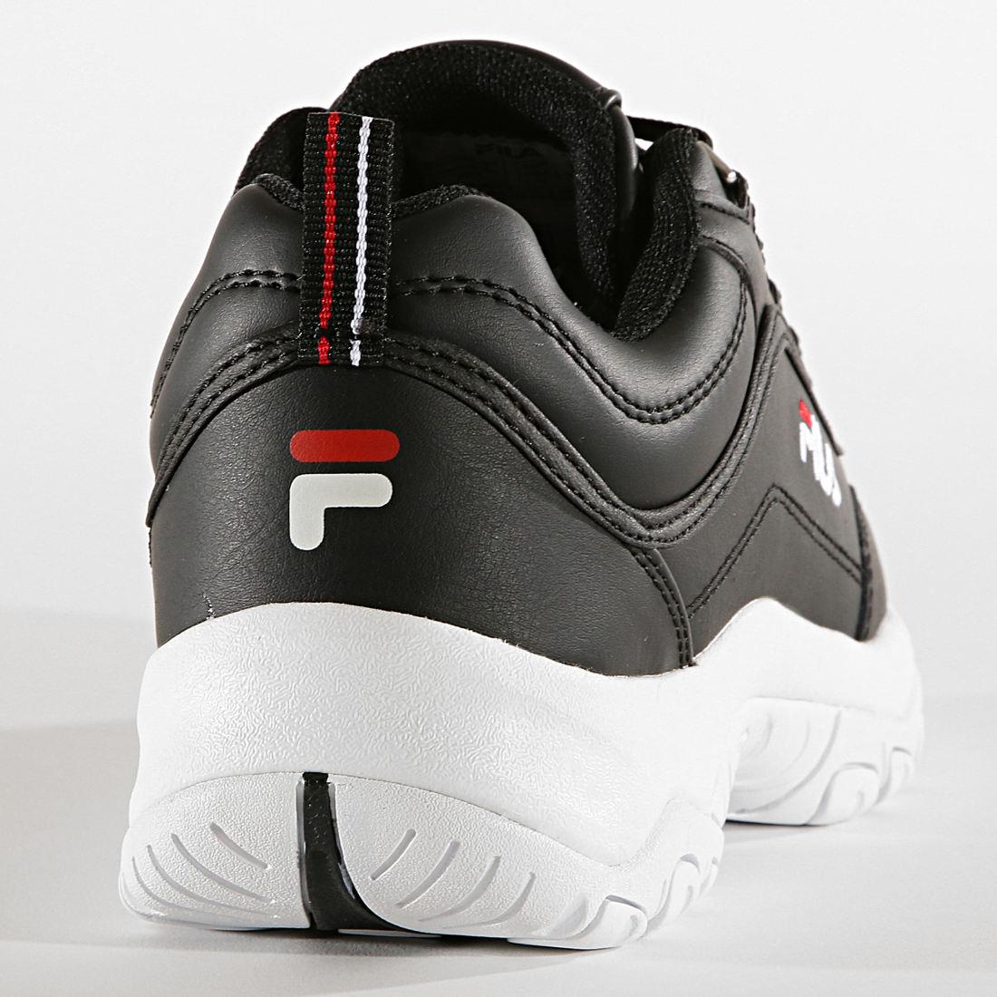 Fila Baskets Femme Strada Low 1010560 25Y Black