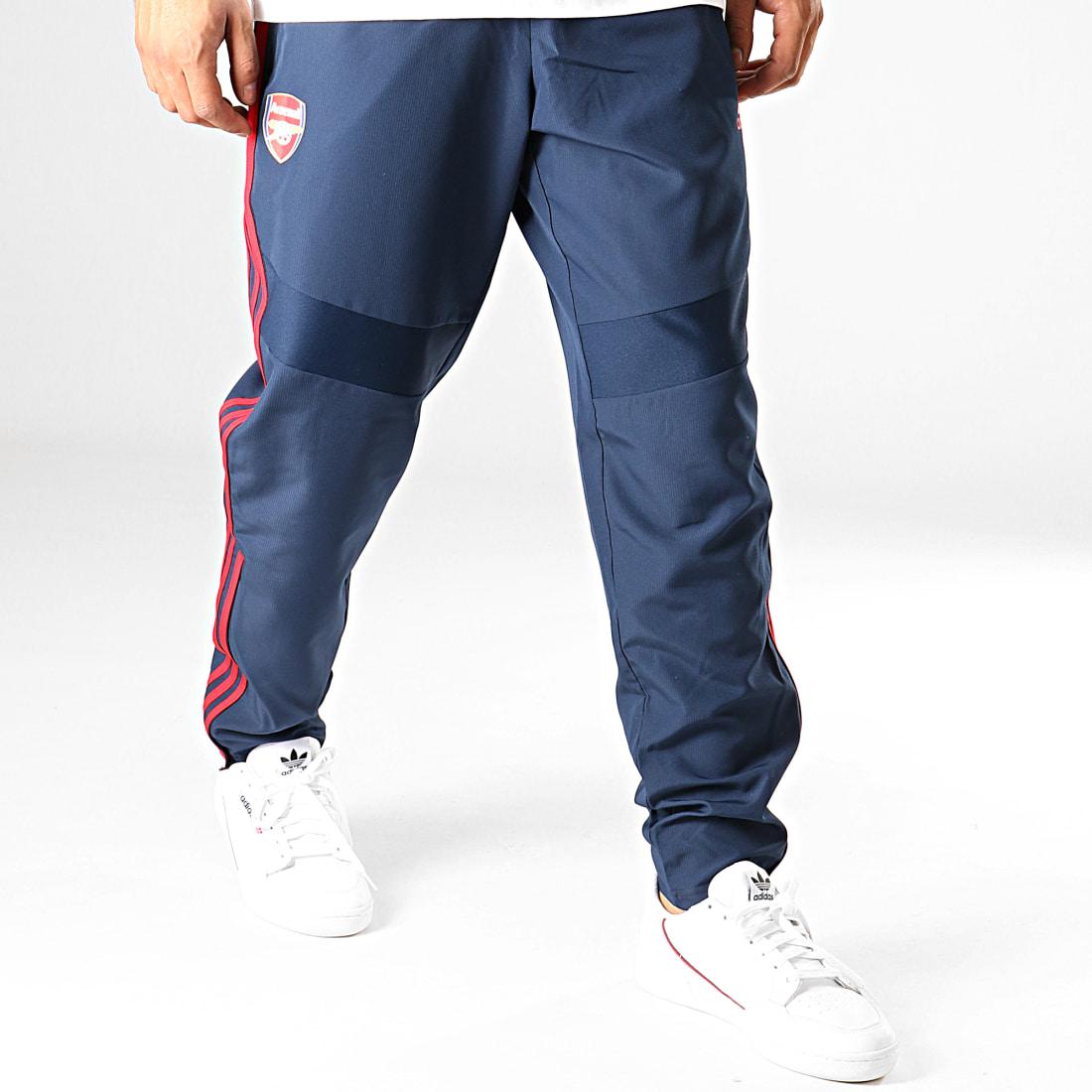 adidas Pantalon Jogging A Bandes Arsenal Presentation