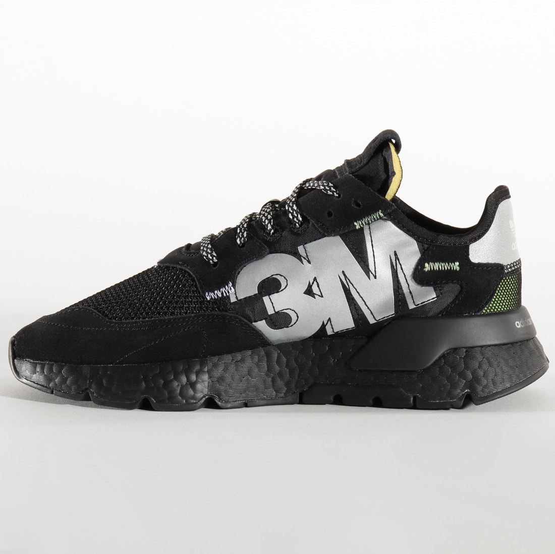 adidas Baskets Nite Jogger EE5884 Core Black Core Black