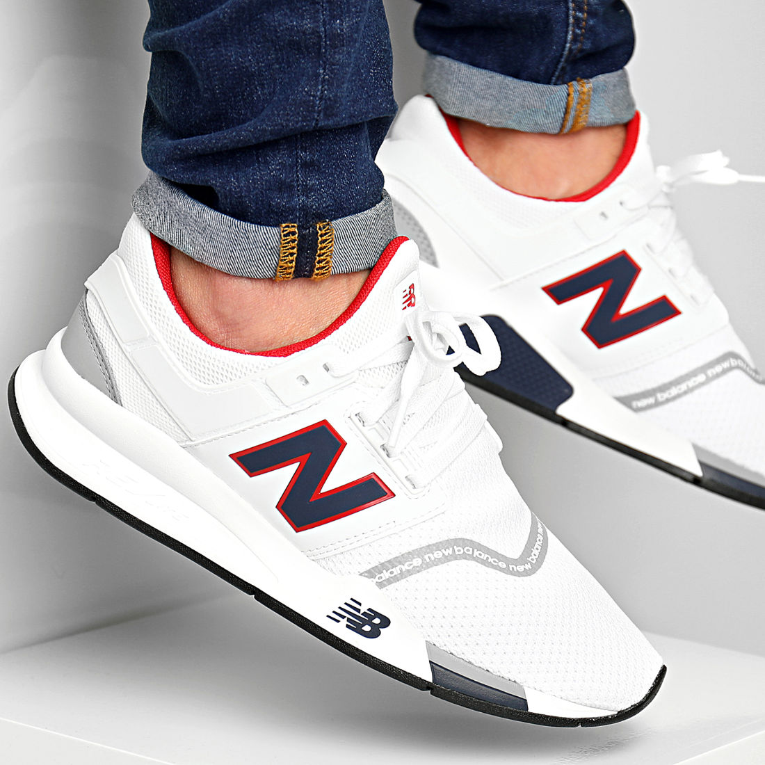 basket homme new balance 2020