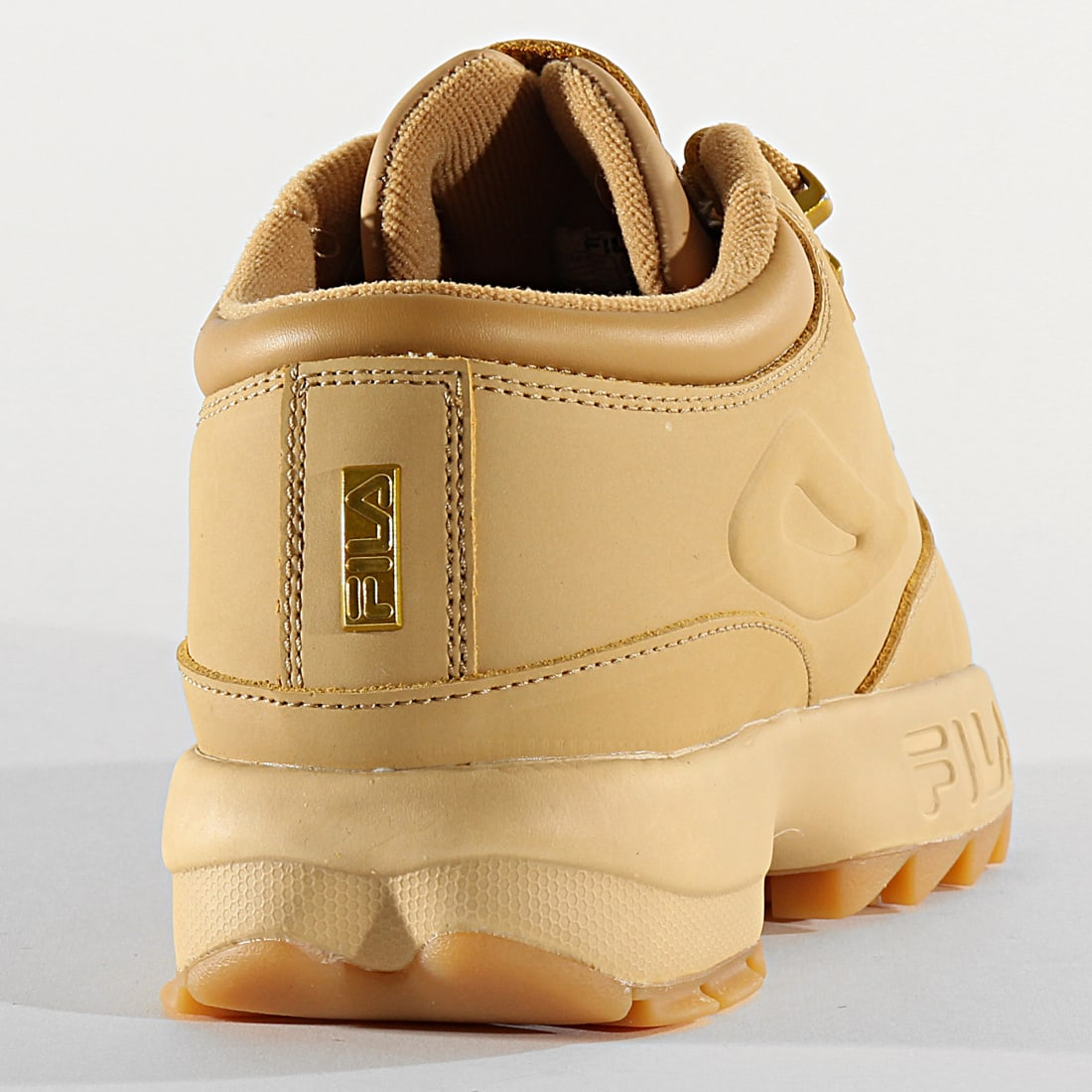 Fila Baskets Disruptor Hiker Low 1010708 Chipmunk