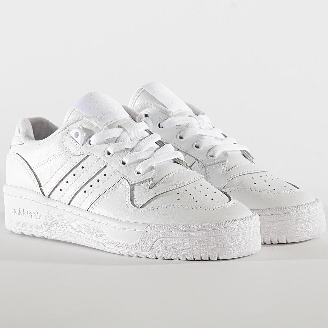 adidas Baskets Femme Rivalry Low EG3636 Footwear White