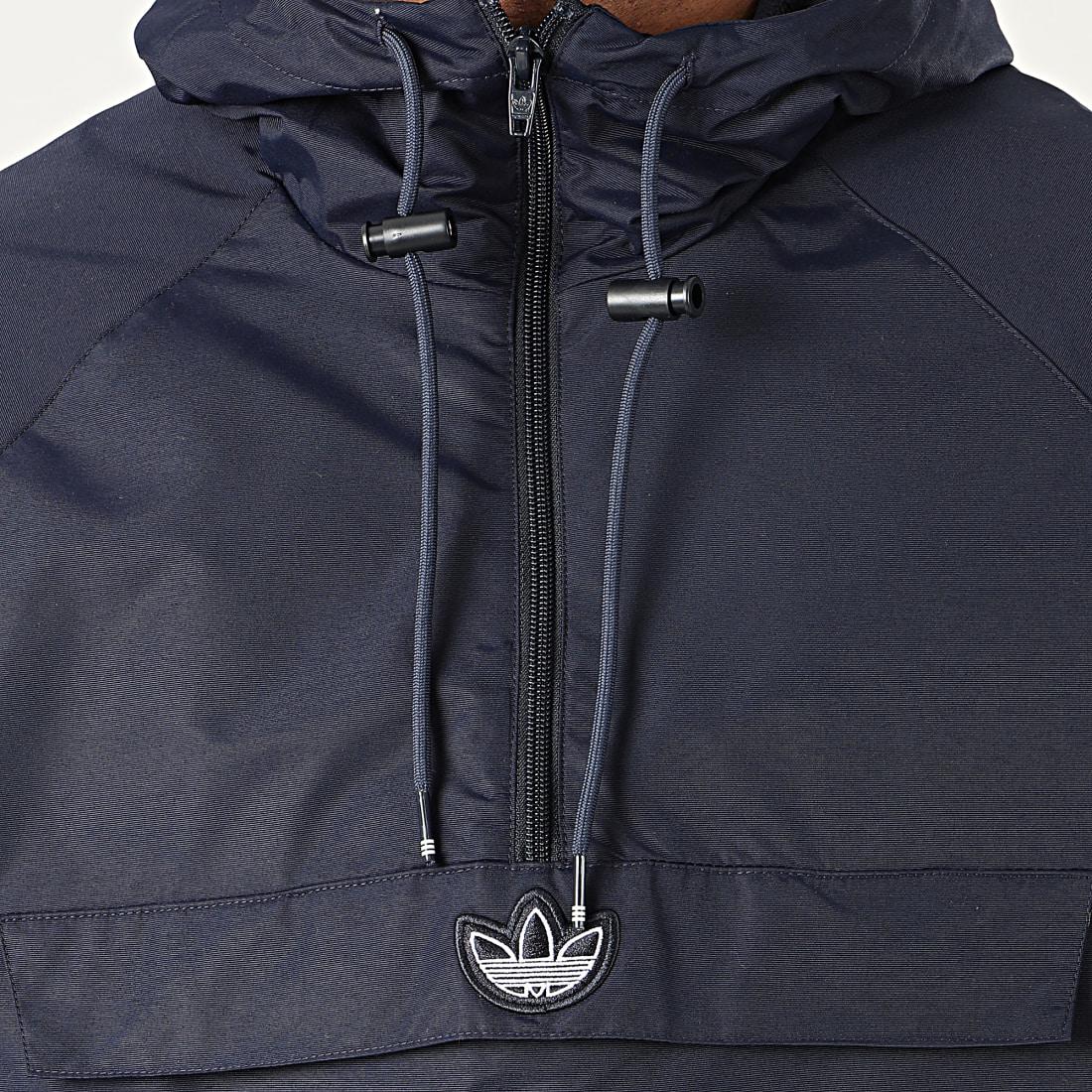 adidas Veste Outdoor A Capuche Outline OTH ED4703 Bleu