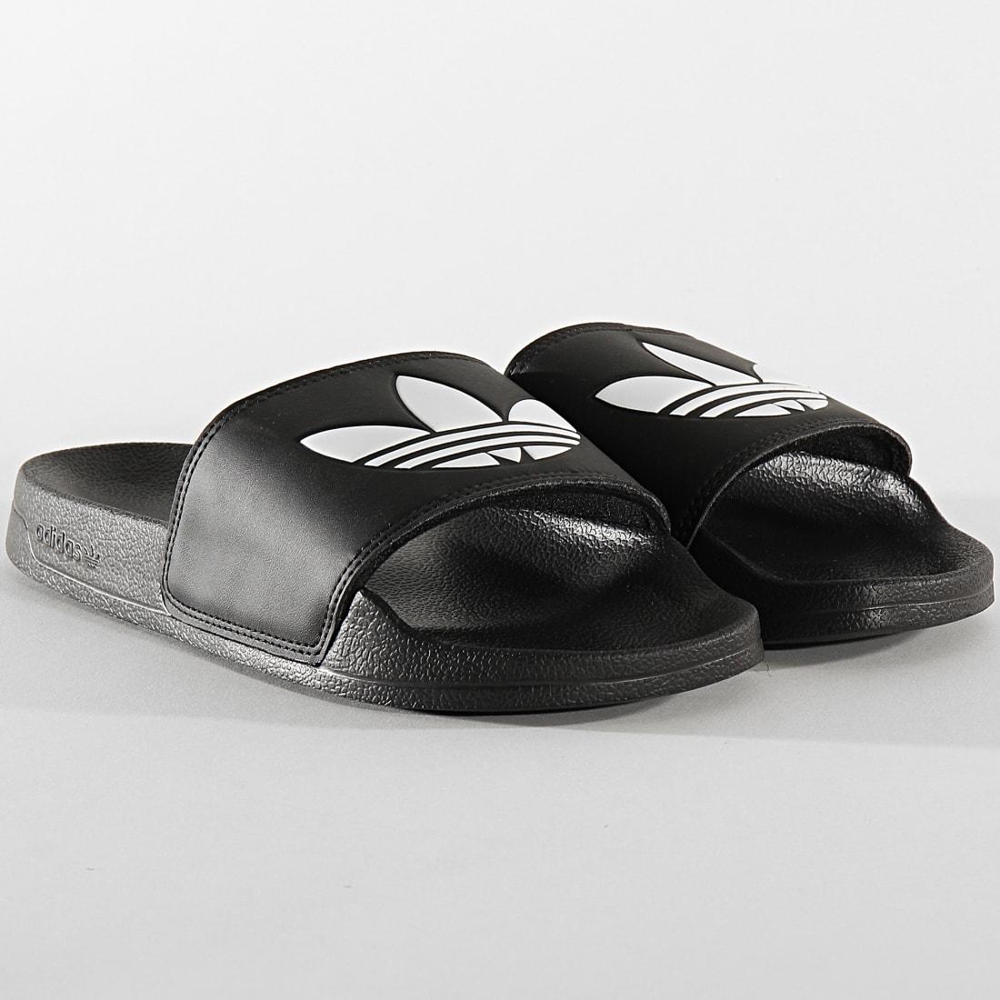 adidas Claquettes Adilette Lite FU8298 Noir