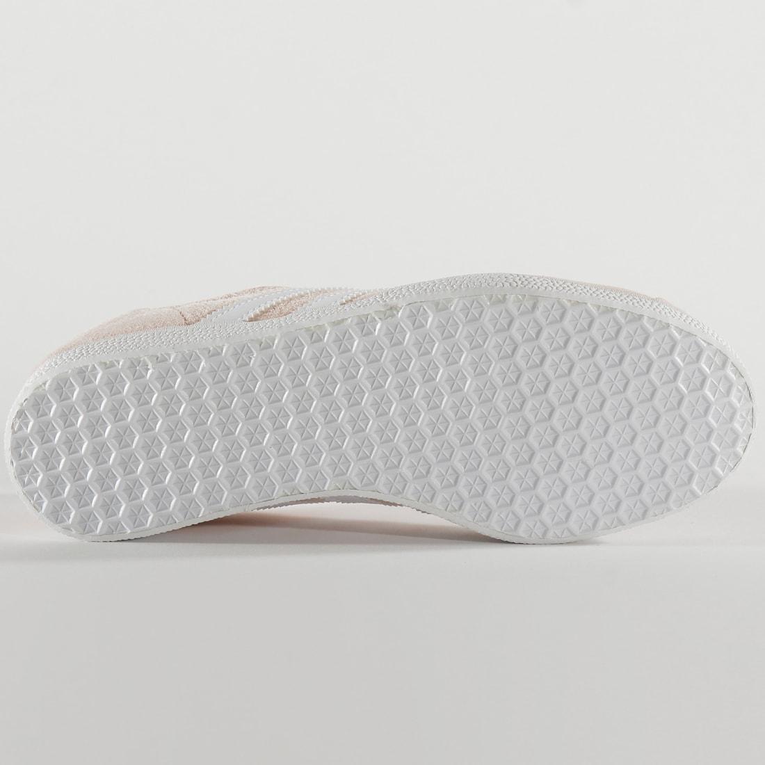adidas Baskets Femme Gazelle BB5472 Vapor Pink White Gold