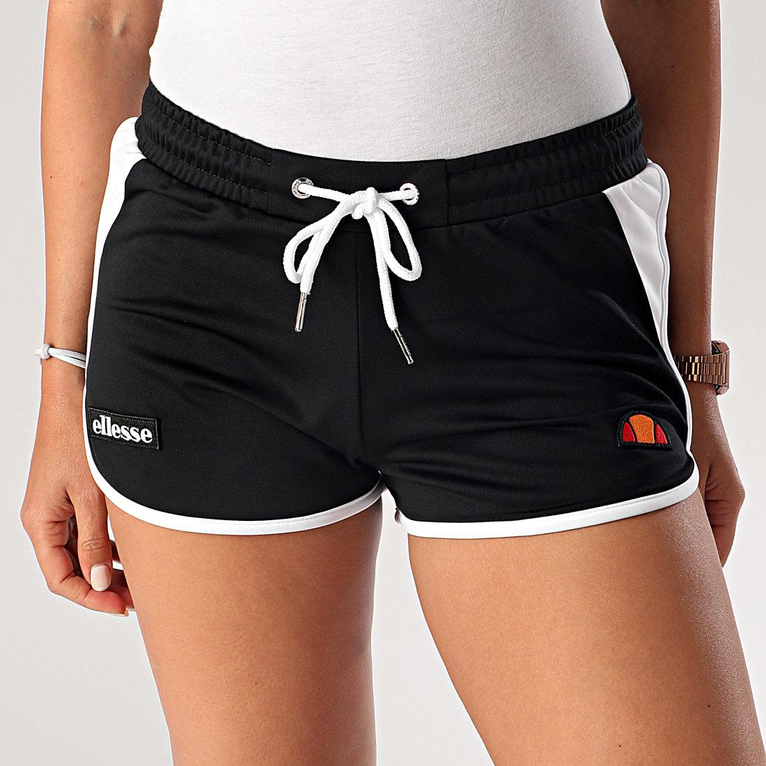 Ellesse Short De Sport Femme Sigismonda SGE08419 Noir