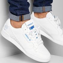Baskets Continental 80 FV3743 Footwear White Blue Bird