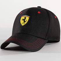 Casquette Baseball Ferrari Fanwear 022527 Rouge