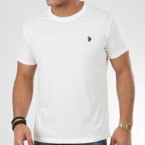 Tee Shirt DBL Horse Logo Ecru
