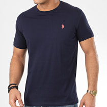Tee Shirt DBL Horse Logo Bleu Marine
