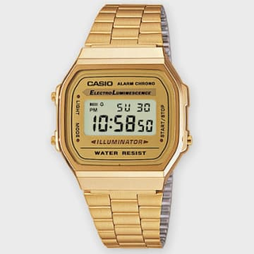 Casio - Montre Collection A168WG-9EF