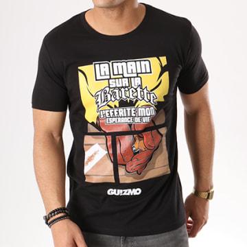 Y et W - Tee Shirt Guizmo Esperance Noir