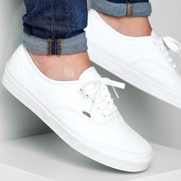 Vans - Baskets Authentic EE3W00 True White