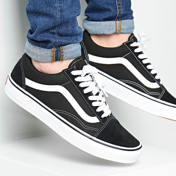 Baskets Old Skool D3HY28 Black White