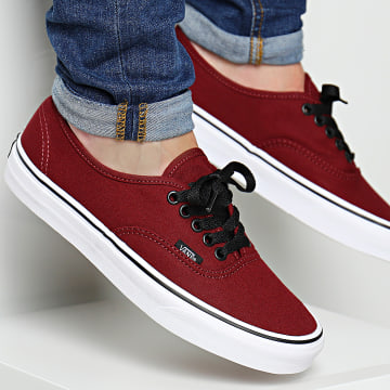Vans - Baskets Authentic 00QER5U8 Port Royal Black