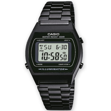 Casio - Montre Collection B640WB-1AEF Noir