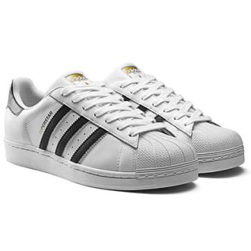 Adidas Originals - Baskets Superstar C77124 Footwear White Core Black
