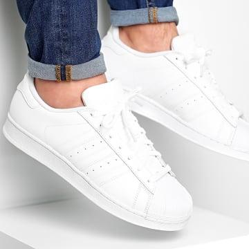 Adidas Originals - Baskets Superstar Foundation B27136 Footwear White