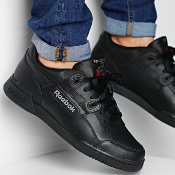 Reebok - Baskets Workout Plus 2760 Black