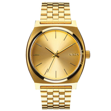 Nixon - Montre Time Teller All Gold Gold