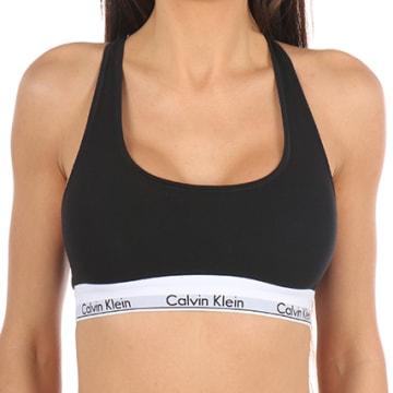 Calvin Klein - Brassière Femme F3785E Noir