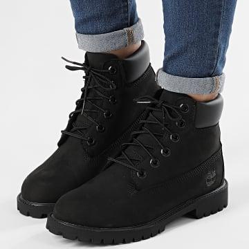 Timberland - Chaussures Femme 6 Inch Premium Boot Noir