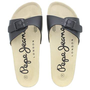 Sandales Femme Oban PLS90035 Black