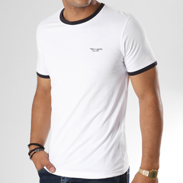 Teddy Smith - Tee Shirt The Blanc